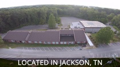 LOCATED IN JACKSON, TN