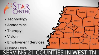 SERVING 21 COUNTIES IN WEST TN