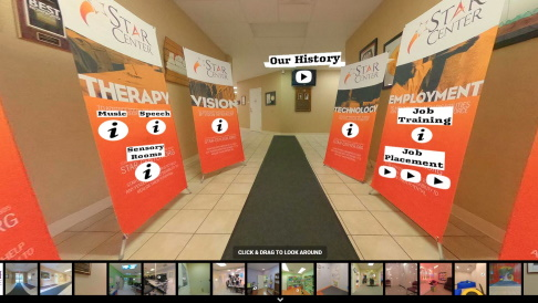 Virtual Tour on Kuula